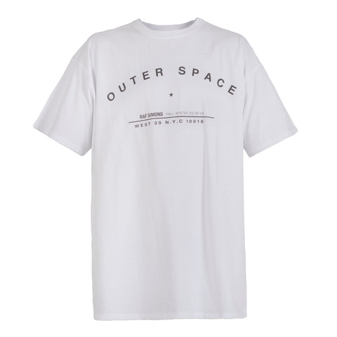 Raf Simons Regular Fit T-Shirt Tour 19000