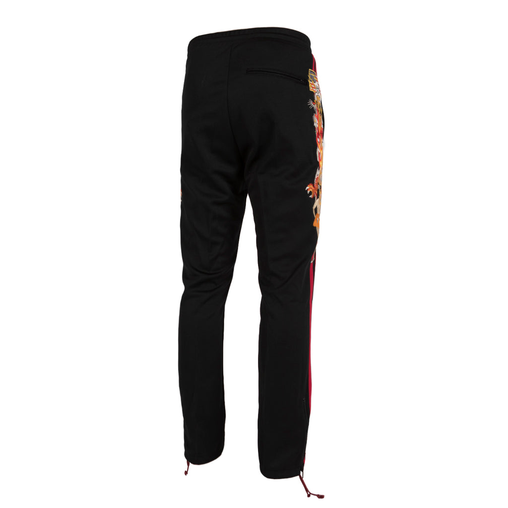 Doublet Chaos Embrodery Track Pant