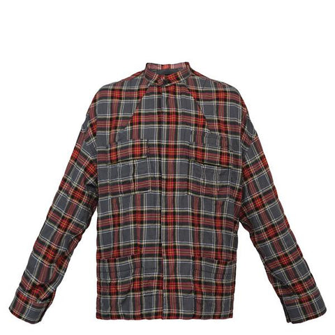 Haider Ackermann Corky Shirt (Red/Black)