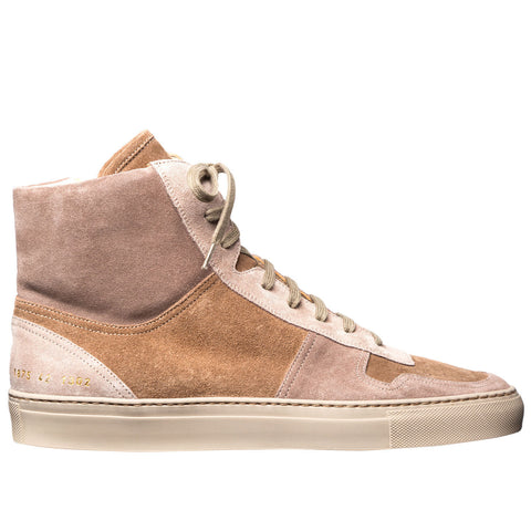 Robert Geller X Common Projects B Ball Hi (Taupe)