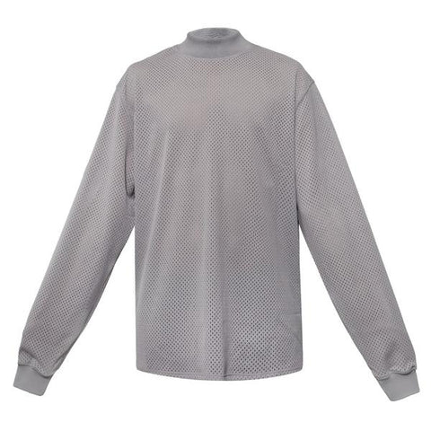 Fear Of God Mesh Longsleeve Tee (Grey)