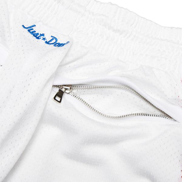 Just Don® M&N 04 West All-Star Short (White)