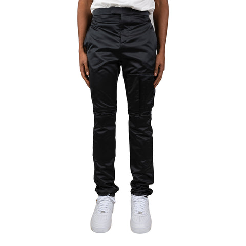 Raf Simons Slim space pants with pockets, Dark Navy