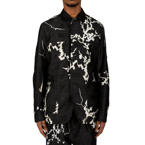 Haider Ackermann Fitted Workwear Shirt Leonotis