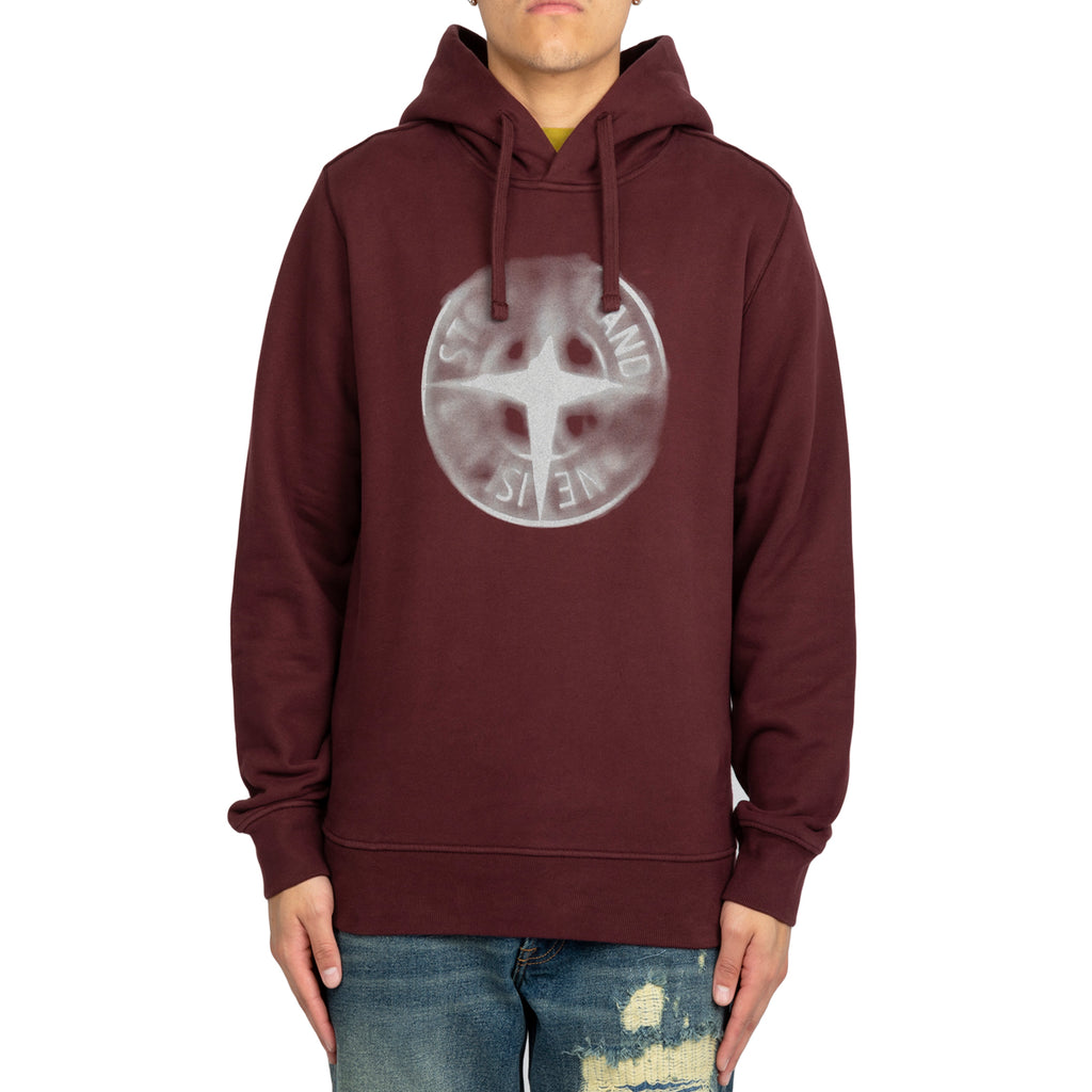 Stone Island FW19 'Graphic Ten' Sweatshirt