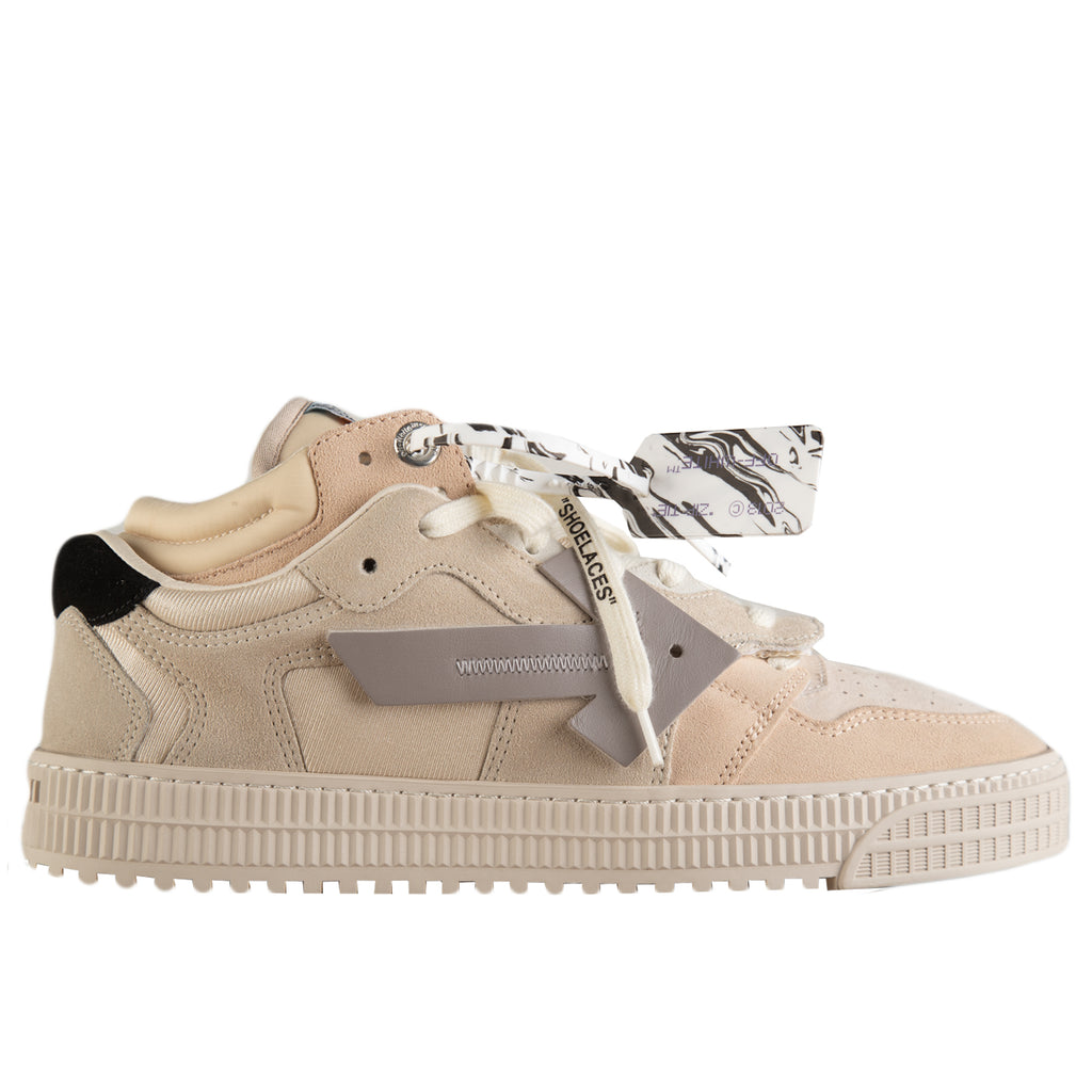 Off-White F20 Off Court Low, Beige/Beige
