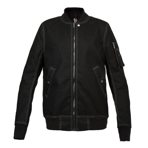 DRKSHDW by Rick Owens Padded Flight Jacket (Black)