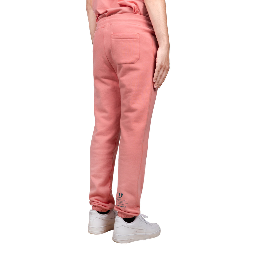 RSVP Gallery FW18 Twill Sweatpants, Pink