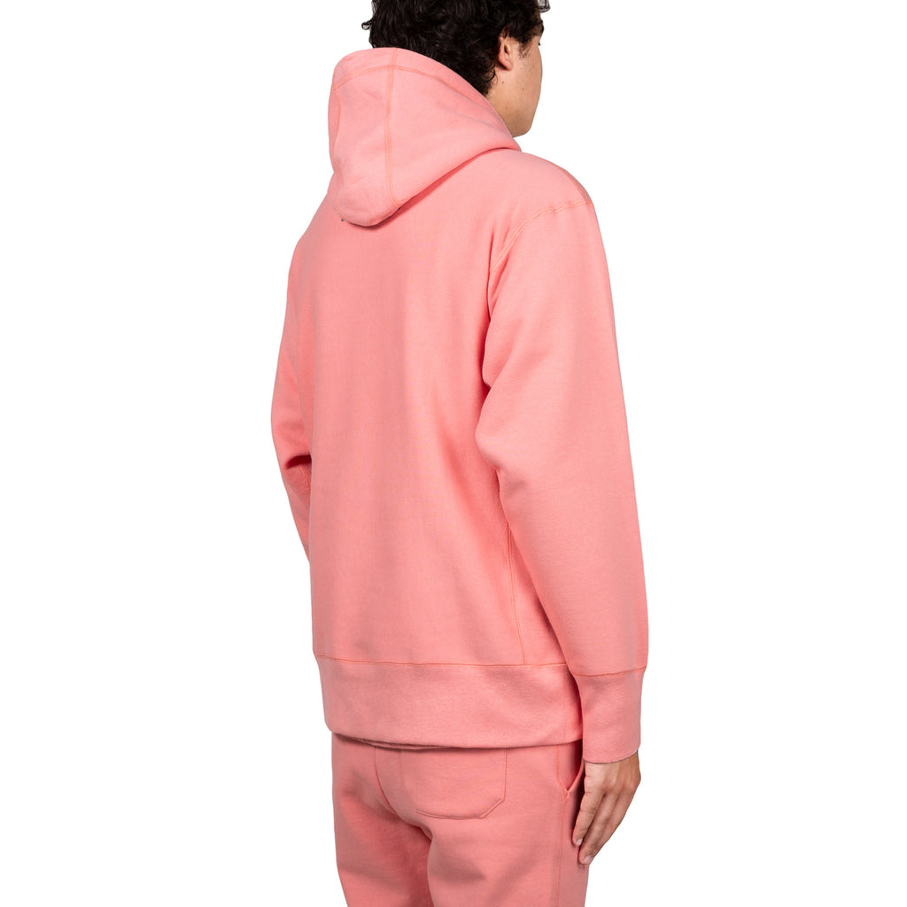 RSVP Gallery FW18 Tackle Twill Hoodie, Pink