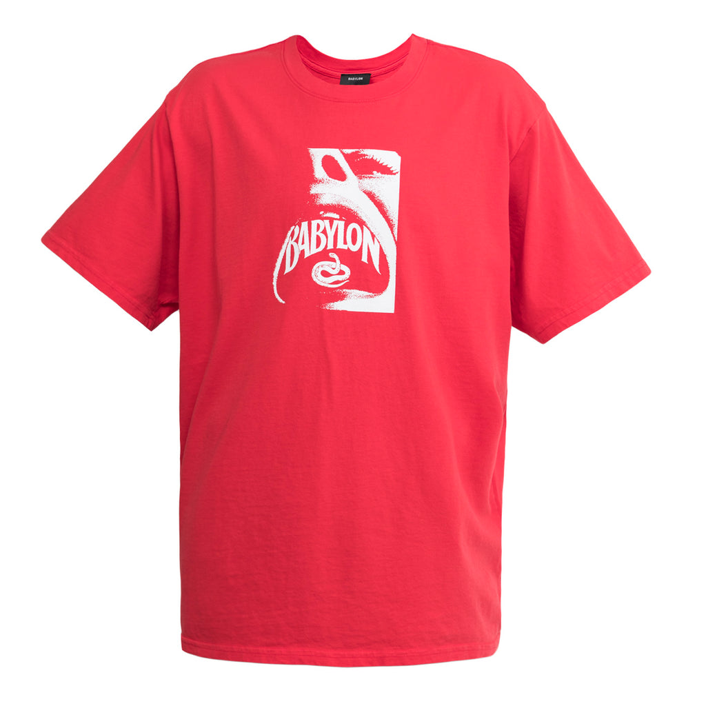 Babylon Hard On Tee (Red)