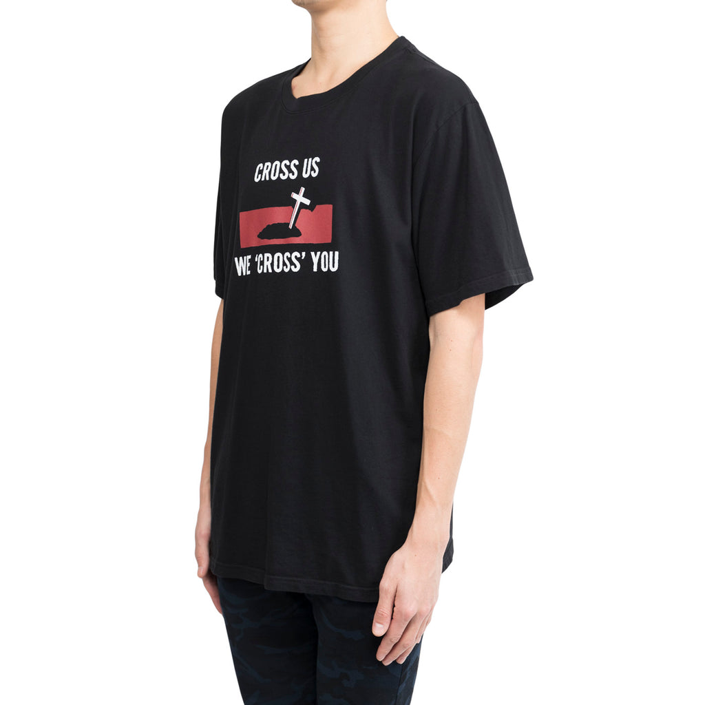 Babylon Cross Us Tee (Black)