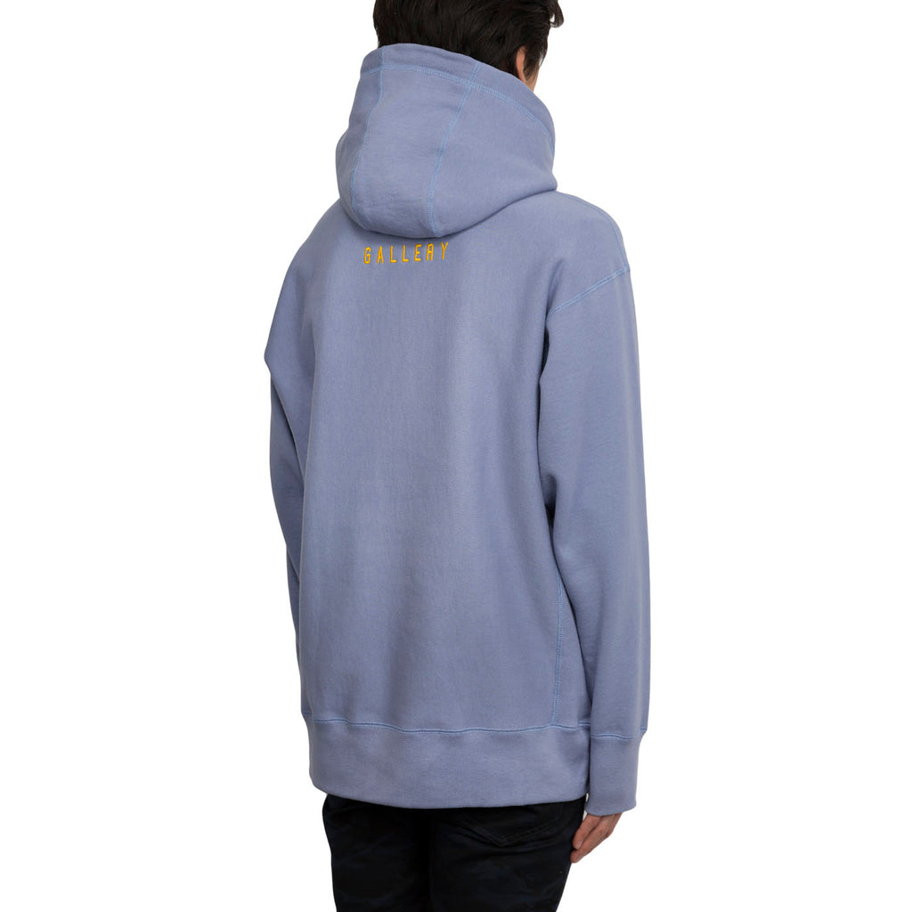 RSVP Gallery Tackle Twill Hoodie (Light Blue)