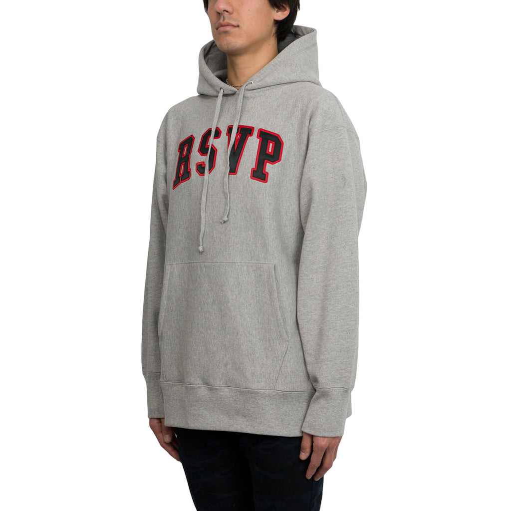 RSVP Gallery Tackle Twill Hoodie (Heather)