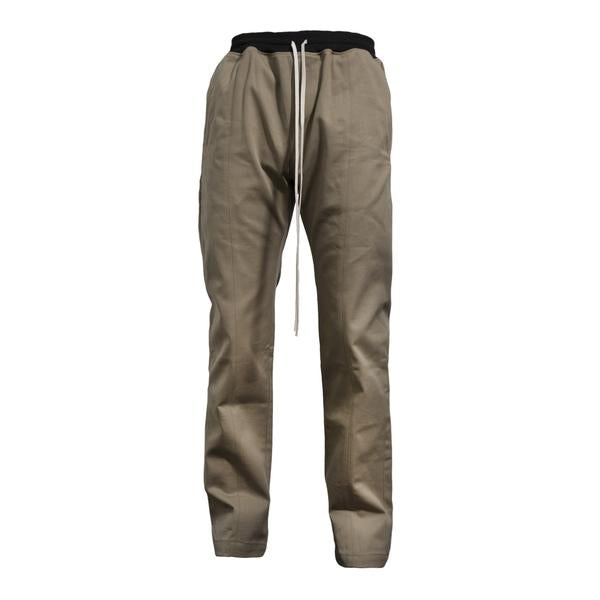 Fear Of God Selvedge Chino Baggy Trouser (Khaki)