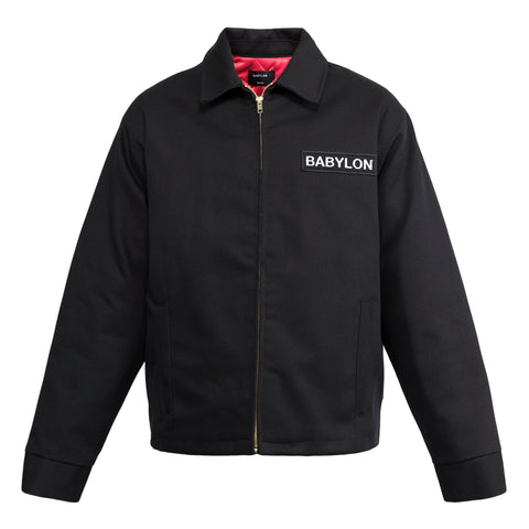 Babylon Cross US Jacket (Black)