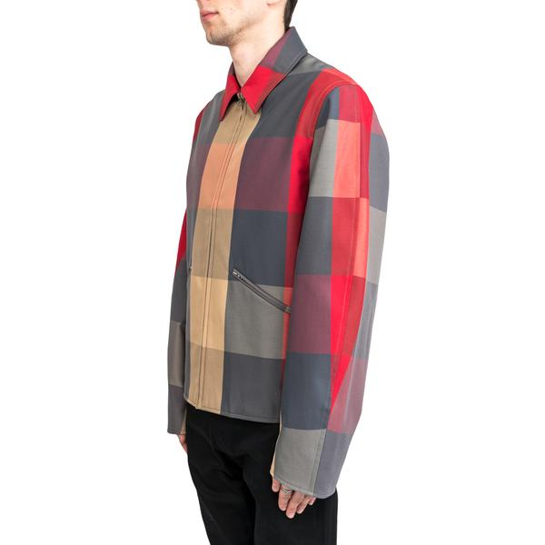 Acne Studios Miles Check (Red Check)