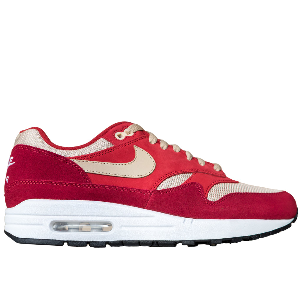 Nike Air Max 1 Premium, Red Curry
