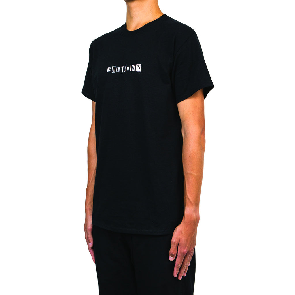Skepta Shutdown Tee (Black)