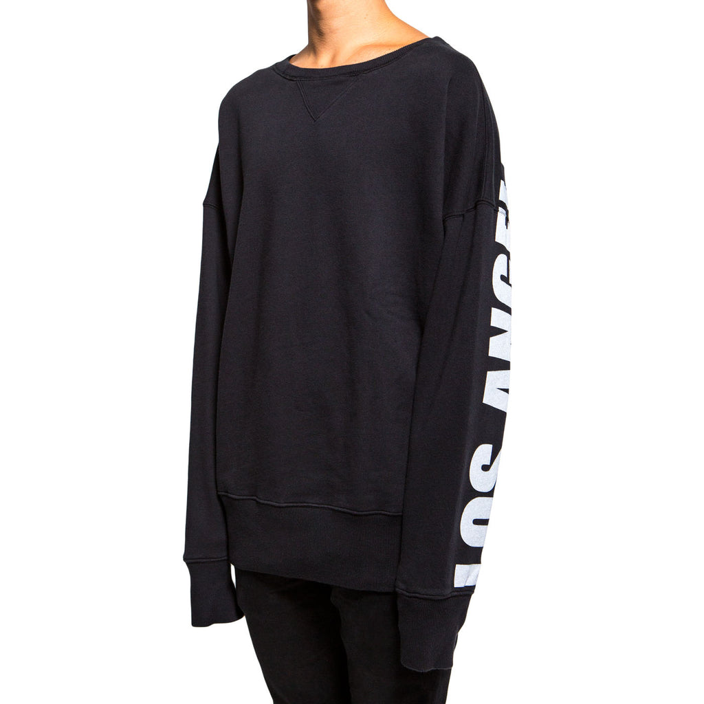 Faith Connexion LA Sweatshirt (Black)