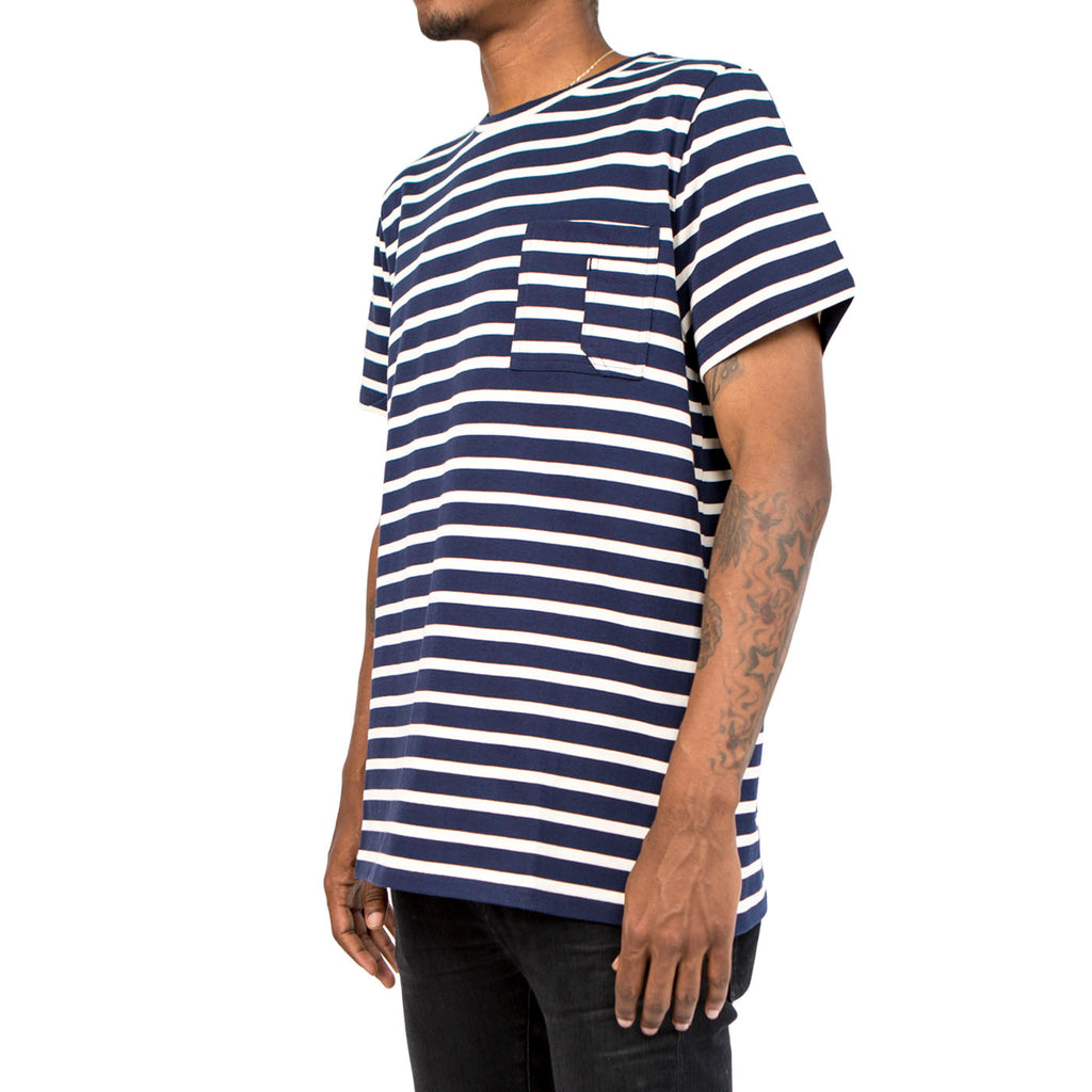 APC Construction Tee (Navy)