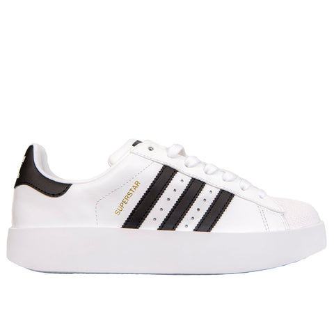Adidas Superstar Bold W (White/Black)