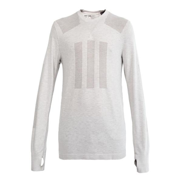 Adidas Day One Base Layer L/S Tee (Beige)