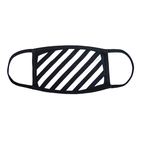 Off-White Diag Mask (Black) OS