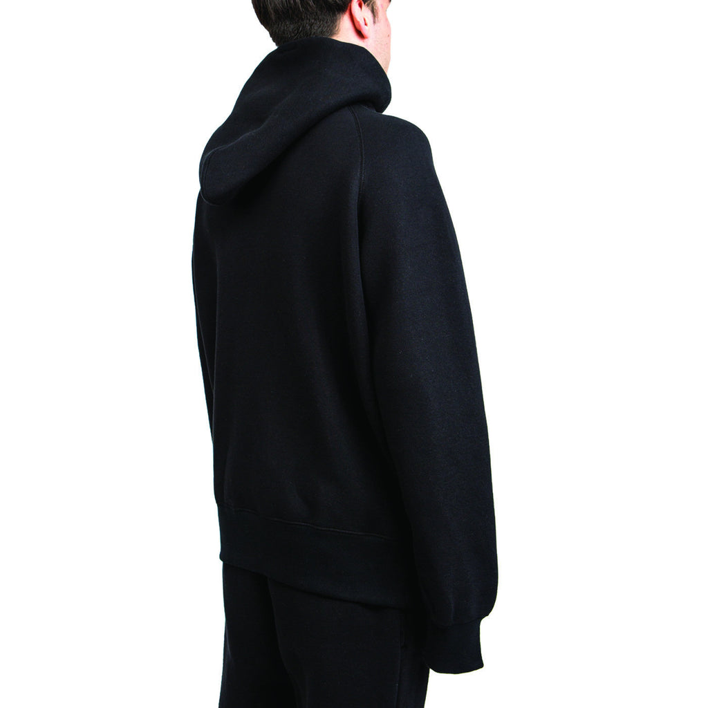 Sacai Cut Up Pullover Hood (Black)
