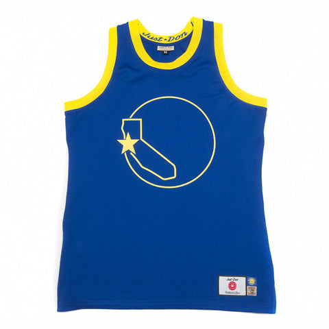 Just Don No Name Jersey Golden State Warriors (Blue)