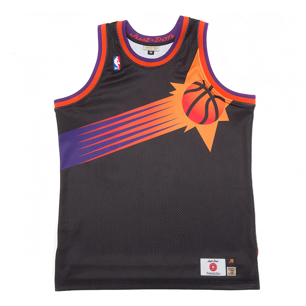 Just Don No Name Jersey Phoenix Suns