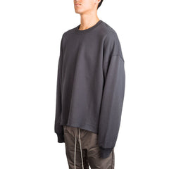 Fear Of God L/S Crewneck Sweatshirt (Vintage Black)