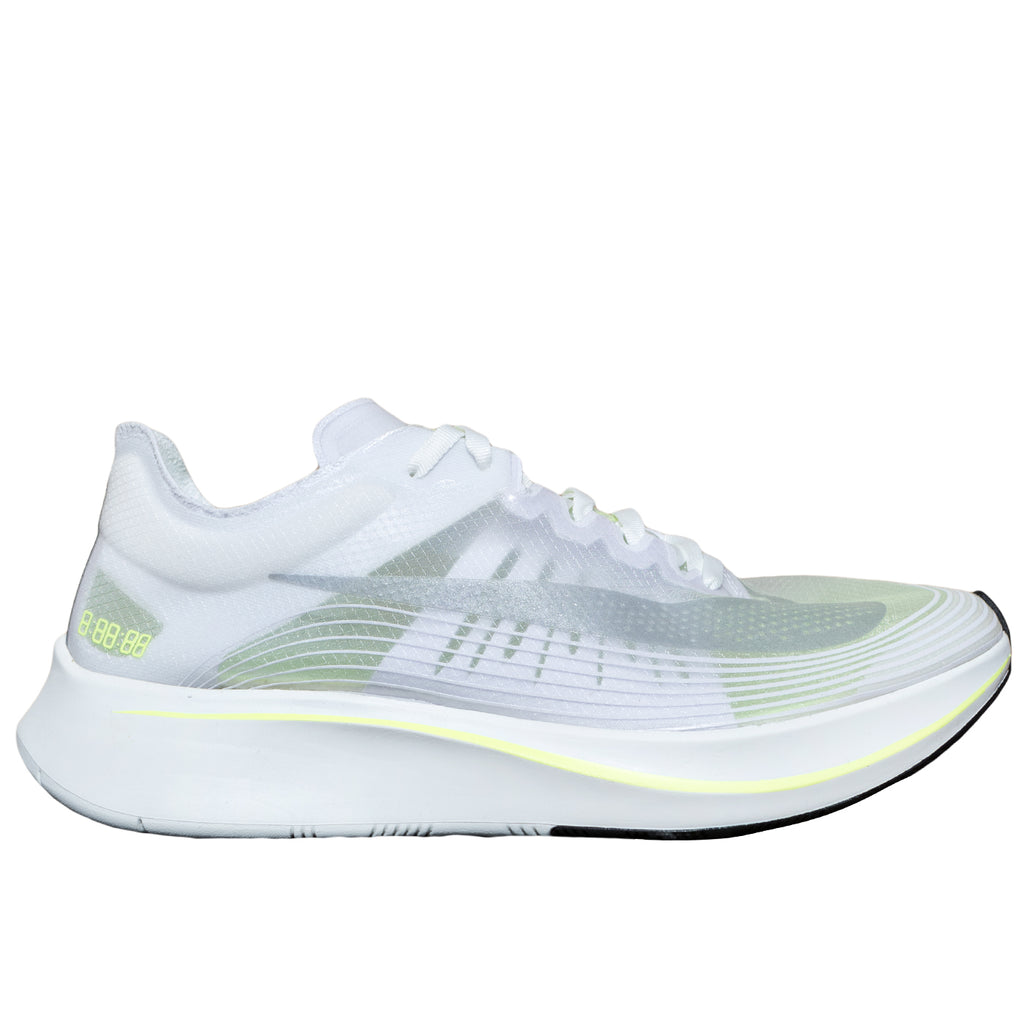 Nike Zoom Fly SP (White/Volt)