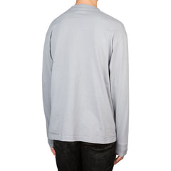 Cav Empt 20XVII Long Sleeve Tee (Grey)