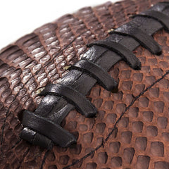 Just Don Football (Brown)