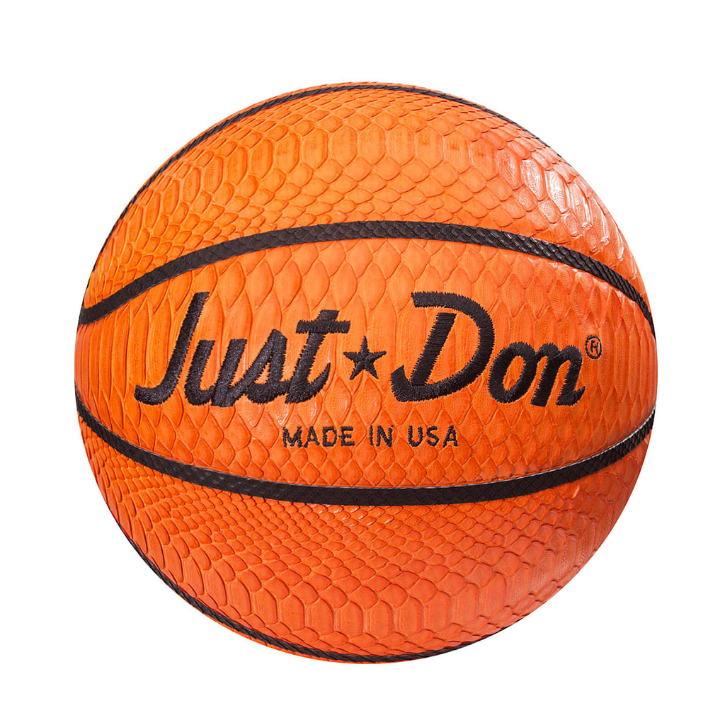 Just Don Basketball (Orange)