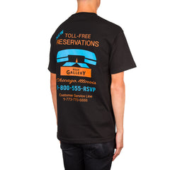 RSVP Gallery Toll Free Tee (Black)