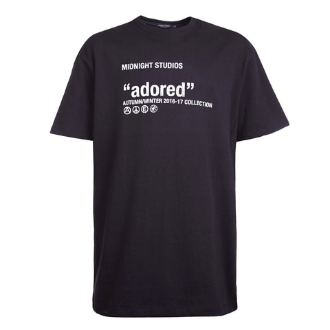 Midnight Studios Adored Tee (Black)