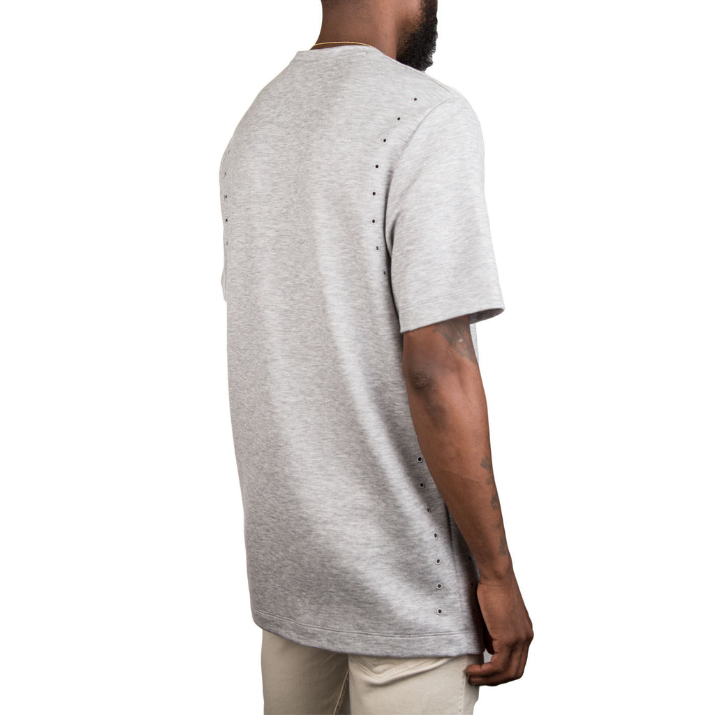 Tim Coppens Eyelet Tee (Grey)