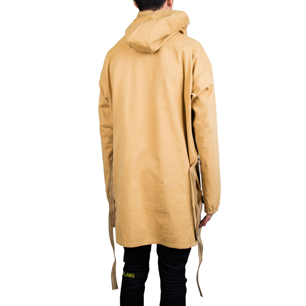 Visitor On Earth Master Parka (Sand)