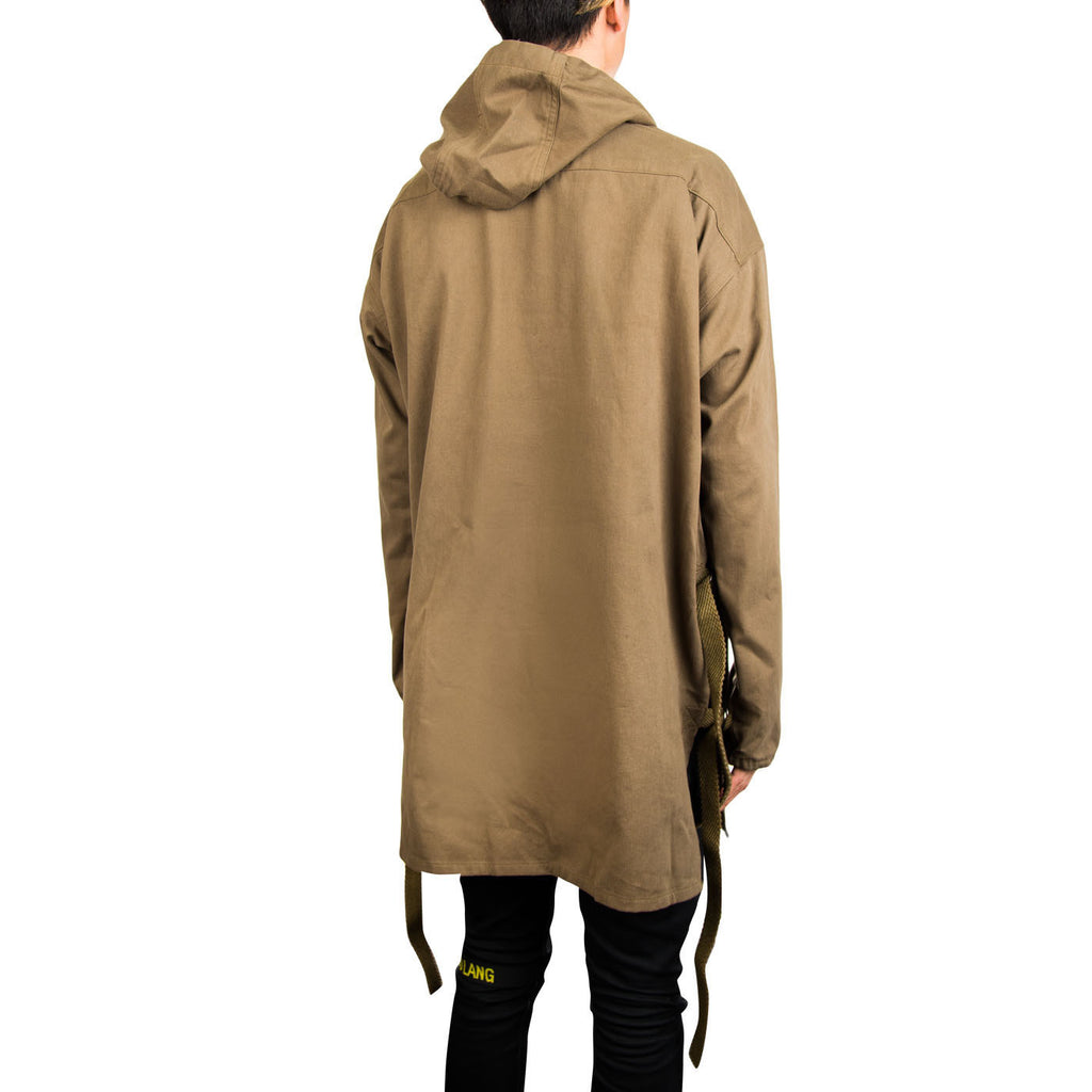 Visitor On Earth Master Parka (Olive)