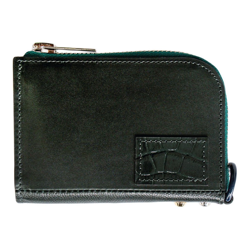 Sacai Card Case (Green)