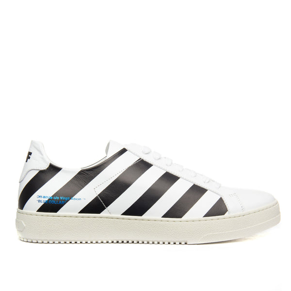 Off-White c/o Virgil Abloh Diagonals Sneaker (White)