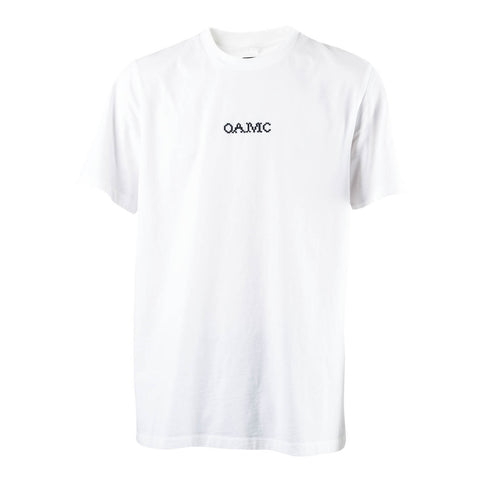 OAMC Needlepoint T-Shirt (White)
