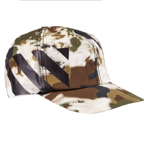 Off-White c/o Virgil Abloh Baseball Cap (Camo)