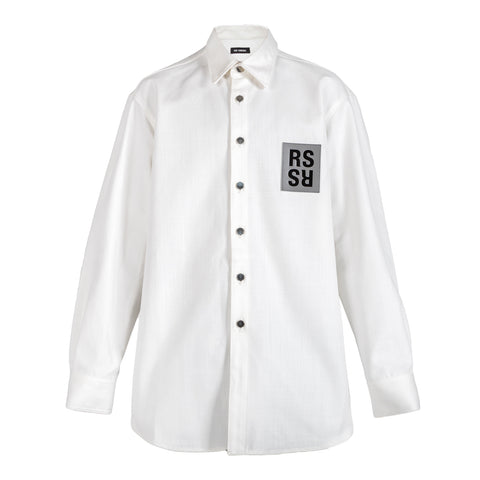 Raf Simons Carry-over Denim Shirt