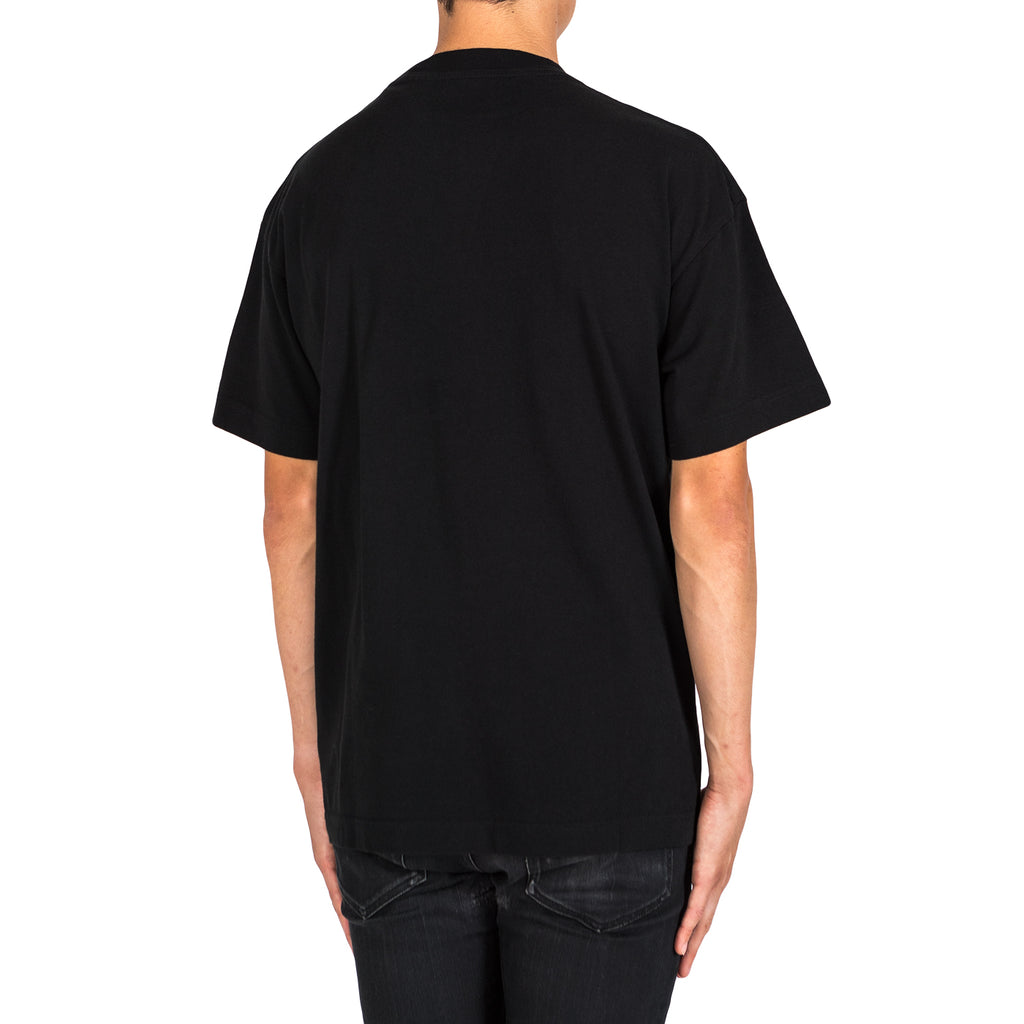 Palm Angels Die Punk SS Tee, Black/Mulit