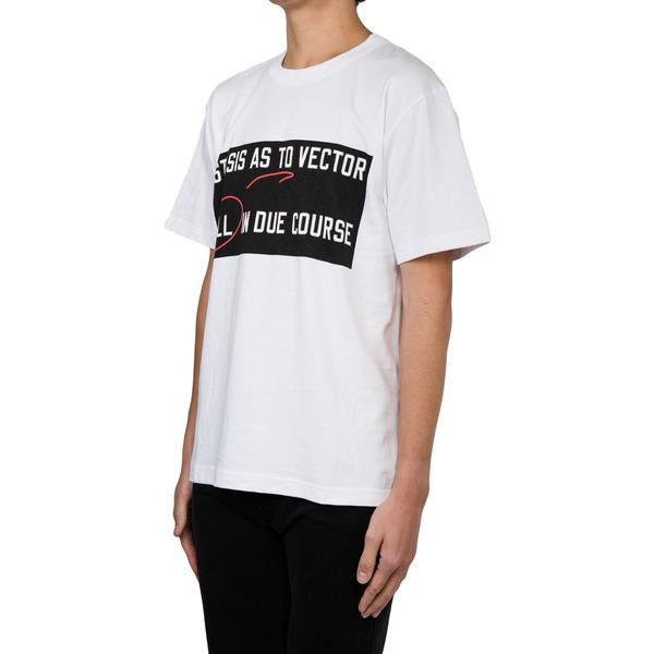 Sacai Cotton T-Shirt (White)