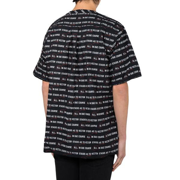 Sacai Night Camo Print Pullover Black 2
