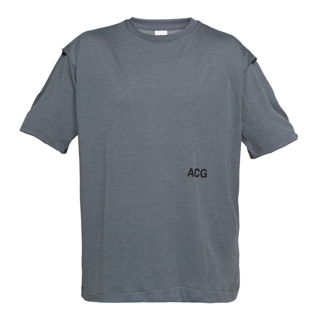 NikeLab ACG Variable T-shirt, Cool Grey