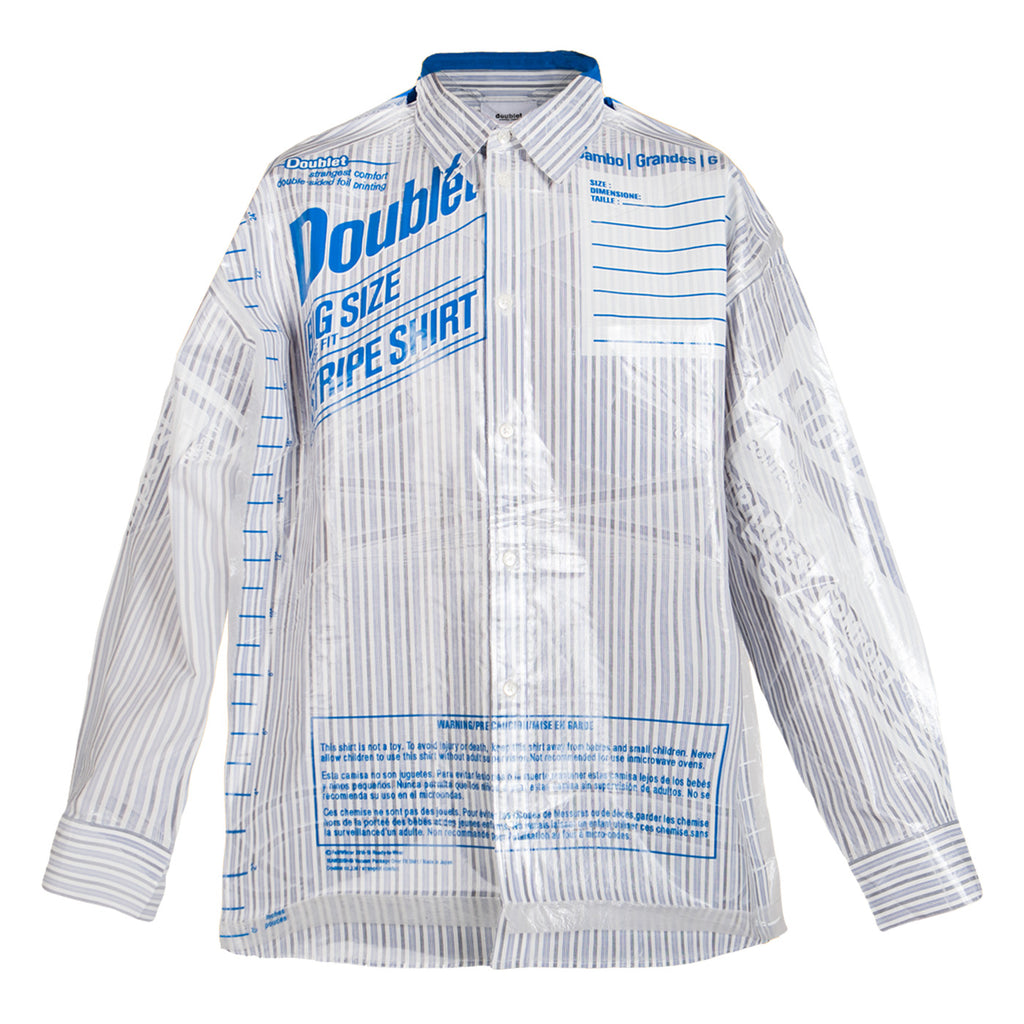 "Doublet ""Freezer Bag"" Package Shirt"